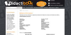 Rayon Métiers et Formations  http://www.didactibook.com/theme/7/Metiers%20et%20formations