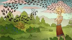 Interactive Stories, Image C, Dragon, King, Painting, Art, Art Background, Painting Art, Kunst