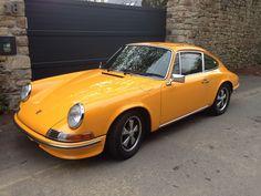 Porsche 911 2,4 T 1972