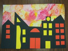 """Kids Art"" was a program created to pair a book with a larger art project. The library already hosts a monthly craft program for grades 1-6, but our little kids were not getting much art — other th..."