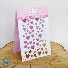 MiniArt - hand made with love: Walentynka / Valentine's card