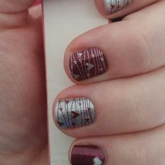#JAMtastic  I am so in love with the Holiday Exclusives!!!  These wraps all come on one sheet #LoveSpellJN    These Jamberry wraps are available for purchase at www.JAMtasticNailsAndToes.com