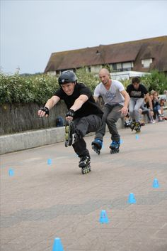 Urban Sports Day #tourgéville - Freestyle Roller - 30 juillet 2016
