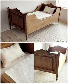 New bed update. by studio soo, via Flickr