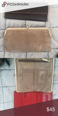 Lodis and hobo wallet Selling both Wallets for price listed, both have been used but plenty of life left, very good condition.. I treat wallets and my bags very well. HOBO Accessories