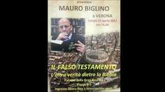 Mauro Biglino a Verona 22/04/2017 Parte 1