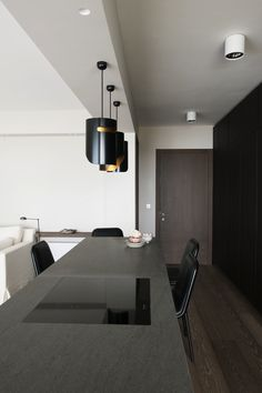 Sir James Condi apartment in Antibes France - Interior design by Valerie Rostaing.