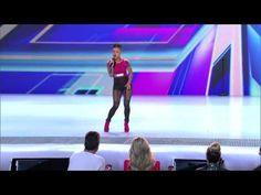 paige thomas: audition for the x-factor....im going down