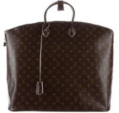 948c74a9807e View this item and discover similar tote bags for sale at - CURATOR S NOTES Louis  Vuitton NEW NEVER USED Monogram Men s Women s Weekender Travel Tote Bag ...