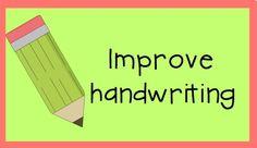 FREE Handwriting - Lava Paper