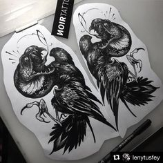 Flash Tattoo Images Fresh Tattoo Flash by Lenytusfey Guest Spotting In France soon Crow Tattoo For Men, Dark Tattoos For Men, Tattoos For Guys, Tattoo Design Drawings, Tattoo Sketches, Tattoo Designs, Leg Tattoos, Black Tattoos, Sleeve Tattoos