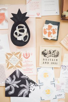 Stationery Business Stories: Behind the Scenes, Work Life Management, and the Creative Process of MaeMae & Co. via Oh So Beautiful Paper Graphic Design Fonts, Graphic Design Illustration, Stationery Design, Branding Design, Stationery Business, Co Design, Paper Cards, Office Decor, Hand Lettering