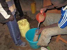 Local beer in Rwanda!!