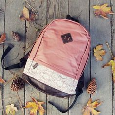 Laced Woods Backpack... Spool No.72