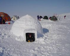 How to Build a Simple Igloo