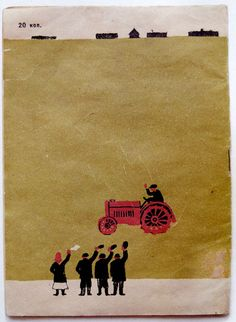 V. Suckau, quarta di copertina per Sowing, 1931
