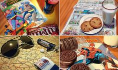 Artist perfectly captures the nostalgia of growing up in the U.S.