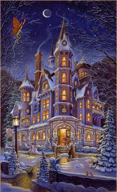 Home is Where the Magic Is by Randal Spangler.  Available at: www.randalspangler.com