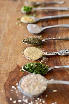 Homemade Paleo Ranch Seasoning | Real Food with Dana