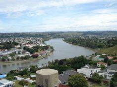 Wanganui, NZ, the city of my birth... Wanganui City, NZ
