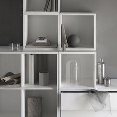 Libreria A Cubi Componibili Ikea.28 Fantastiche Immagini Su Libreria Eket Ikea Nel 2019 Stanze Da