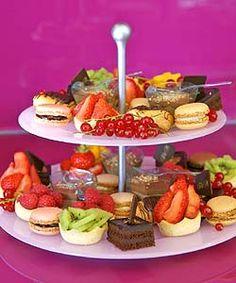 Eric Lanlards cakes