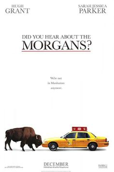 Did You Hear About the Morgans? Movie Poster