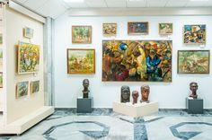 Karakalpakstan State Museum of Art http://fazendoartedmc.blogspot.com.br