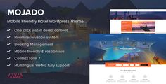 [GET] Mojado - Mobile Friendly Hotel WordPress Theme (Travel) - NULLED - http://wpthemenulled.com/get-mojado-mobile-friendly-hotel-wordpress-theme-travel-nulled/