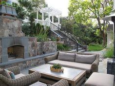 Larkspur - traditional - patio - san francisco - Imprints Landscape Architecture