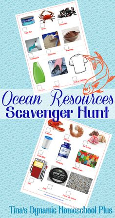 Oceans. Oceans unit study is a good unit study for homeschoolers with multiple ages of children. Ocean Unit Study with hands-on ocean activities & lapbook.