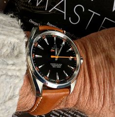 OMEGA Seamaster Aqua Terra Master Co-Axial Calibre 8500 In Stainless Steel - http://omegaforums.net