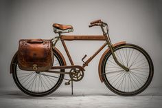 Leather bicycle on pinterest bicycle accessories bike for Craft stores eugene oregon