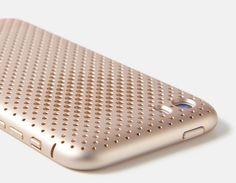 【5月20日発送分ご予約受付中】SQUAIR Duralumin Mesh Case for iPhone 5s/5 |SQUAIR