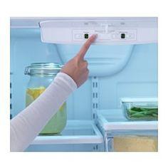 BETRODD Bottom freezer - IKEA