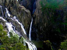 Beautiful waterfall #Cairns #Australia #maldey Cairns Australia, World Cruise, Beautiful Waterfalls, Small Island, Tropical Houses, Tasmania, Home And Away, Great Places, New Zealand