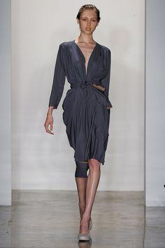 Costello Tagliapietra Spring 2012 Ready-to-Wear Fashion Show - Leila Jay