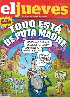 EL JUEVES nº 1971 (4-10 marzo 2015)
