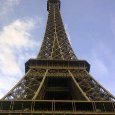 Torre Eiffel  París, Francia
