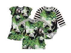 Laadukkaat MoloKids Panda -trikootuotteet, -30 % (alk. 25,05 €). Kolme erilaista. Pikkuväki Pompii, 3. KRS.
