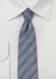 Krawatte  gesprenkelt Linien