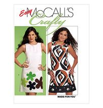 McCall's M5799 Misses Lined Dresses Size 14-16-18-20 - Women's Clothing