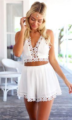 Vestidos blancos de playa - Búsqueda de Google