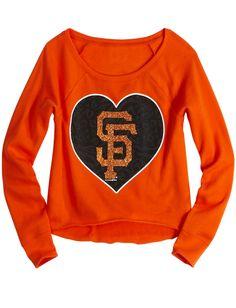 Giants Pullover Sweatshirt (for M)