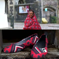 Pumps created from a passion of shoes! Celebrating African culture, comfort and colour.