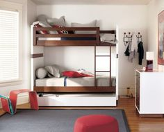 50 Modern Bunk Bed Ideas