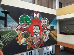 """Mural """"Amor, Campo y Vida"""""""
