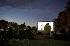 Festival leva cinema ao ar livre e cultura urbana ao Brooklin