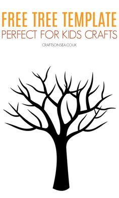 free tree template four seasons craft spring fall This free tree template is perfect for making spring or autumn crafts for kids - or a whole four seasons craft! Free printable tree template that's perfect for kids crafts. Spring Crafts For Kids, Kids Crafts, Autumn Crafts Kids, Craft Projects, Elderly Crafts, Thanksgiving Crafts For Toddlers, Fall Arts And Crafts, Spring Art Projects, Simple Projects
