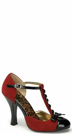 5bb30d6117b8a LOVE this quirky little shoe! Anyone up for a game of  naughty secretary